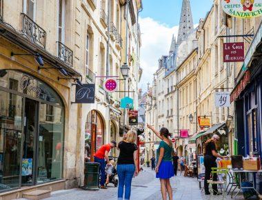 Nyári egyetem Caenban